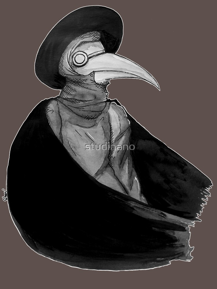 Plague Doctor by studinano