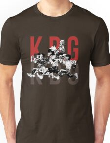K.B.G Team - Hajime No Ippo Unisex T-Shirt