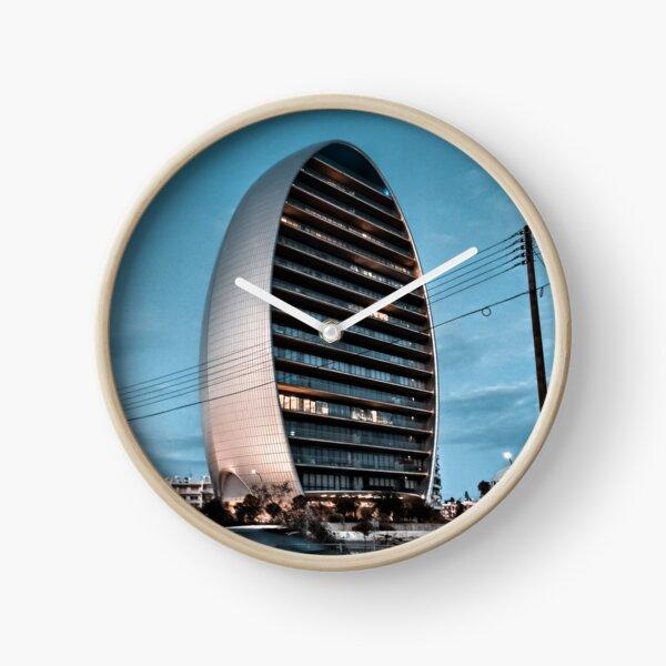 Urban adventures Clock