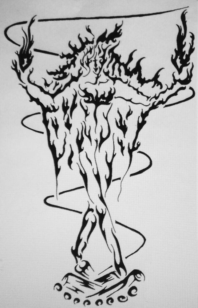 Fire by Tony Elliott