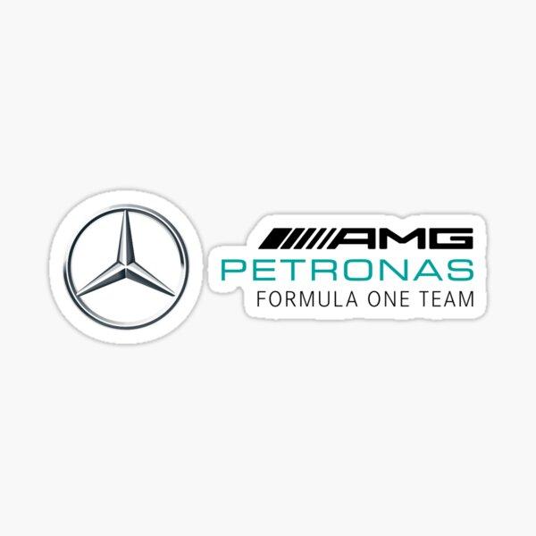 Mercedes f1 Pegatina