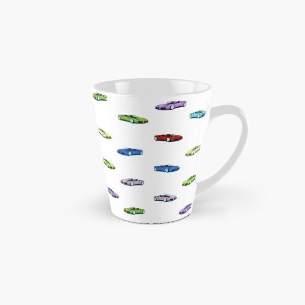 Supercars Tall Mug
