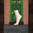 The Mannequin - Left Foot by OmandOriginal