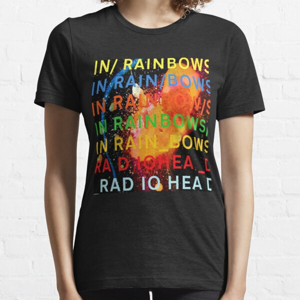 radio in rainbows ori head 2021 malamminggu Essential T-Shirt