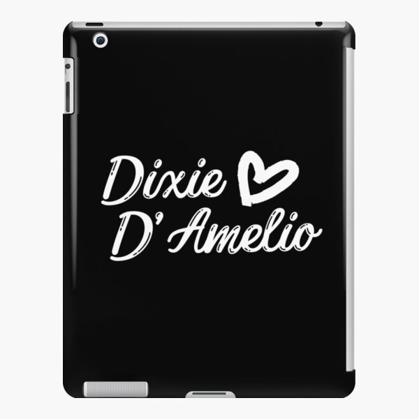 Dixie D'Amelio - Tiktok, Dixie DAmelio, Dixie D Amelio Coque rigide iPad