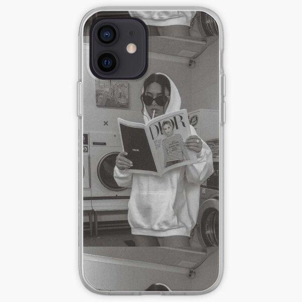 Lavandería estética di0r Funda blanda para iPhone