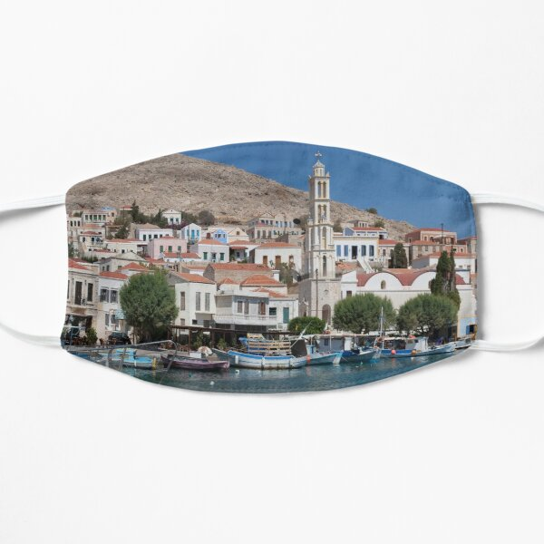 Sleepy Town and Harbour Mask