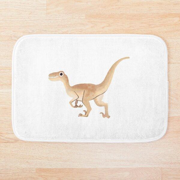 Velociraptor Badematte