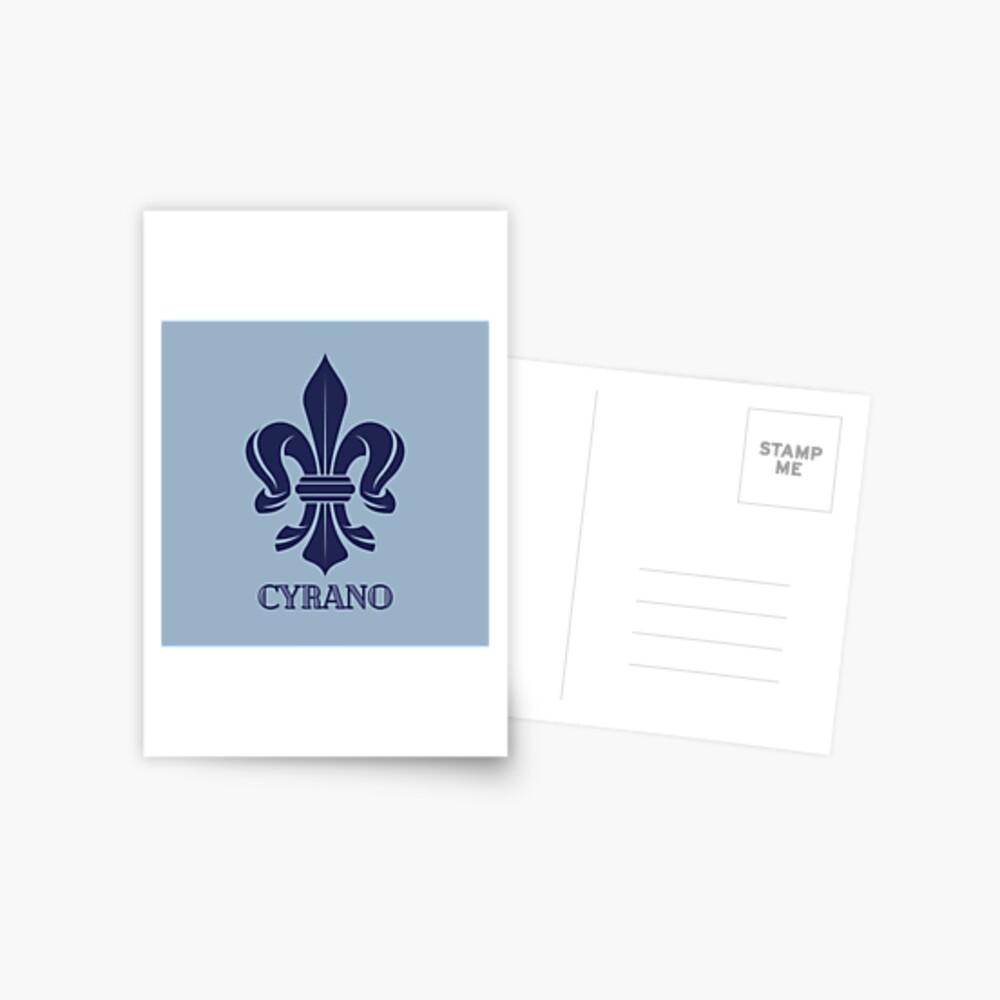 Cyrano Postcard