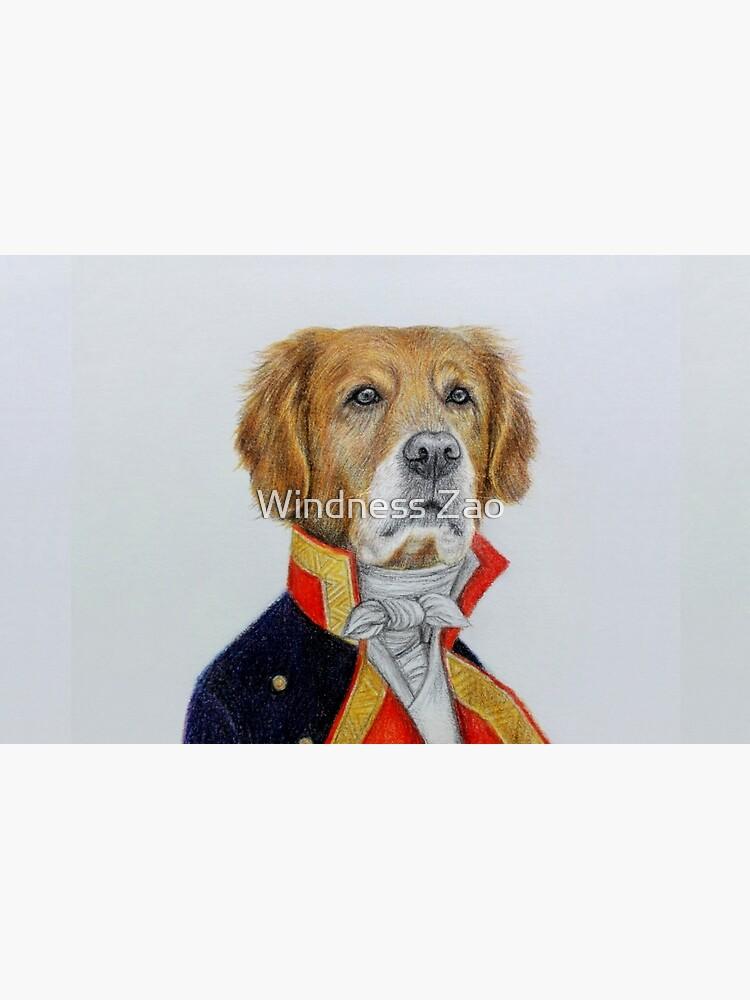 dog king by windzao