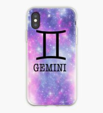 Vinilo o funda para iPhone Galaxy Gemini