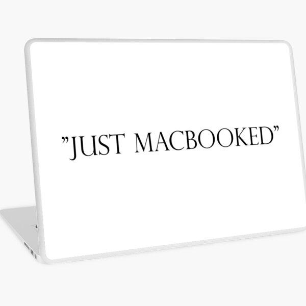 Macbook Air Pro Skin adhésive d'ordinateur