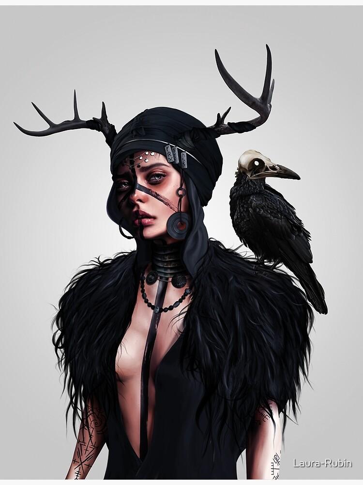Valhalla by Laura-Rubin