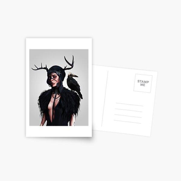 Valhalla Postkarte