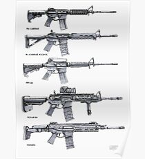 Rifle Concepts Poster