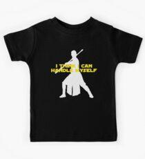 Rey - I Think I Can Handle Myself - Large Design Kids Clothes