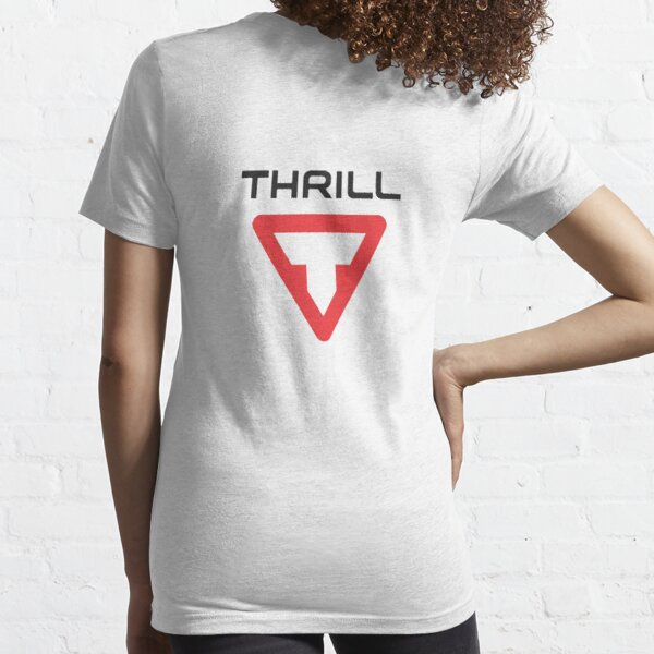 Thrill Vertical Essential T-Shirt