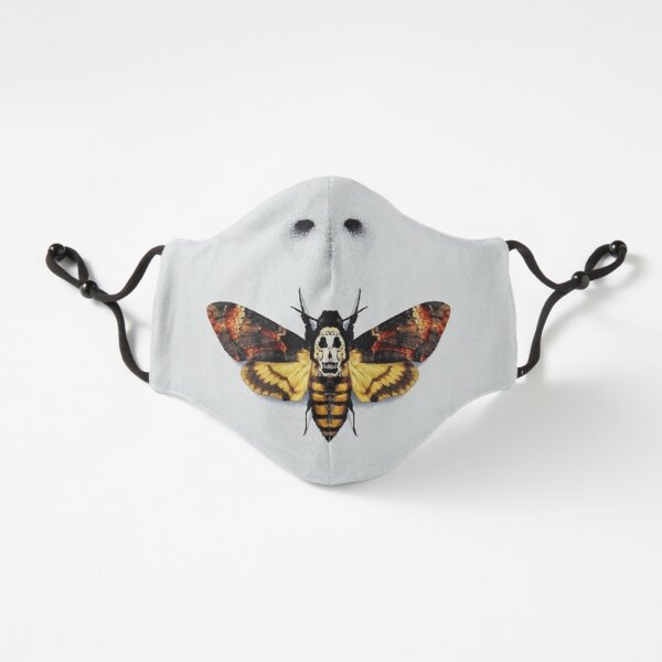 Silence of the Lambs Mask Fitted 3-Layer