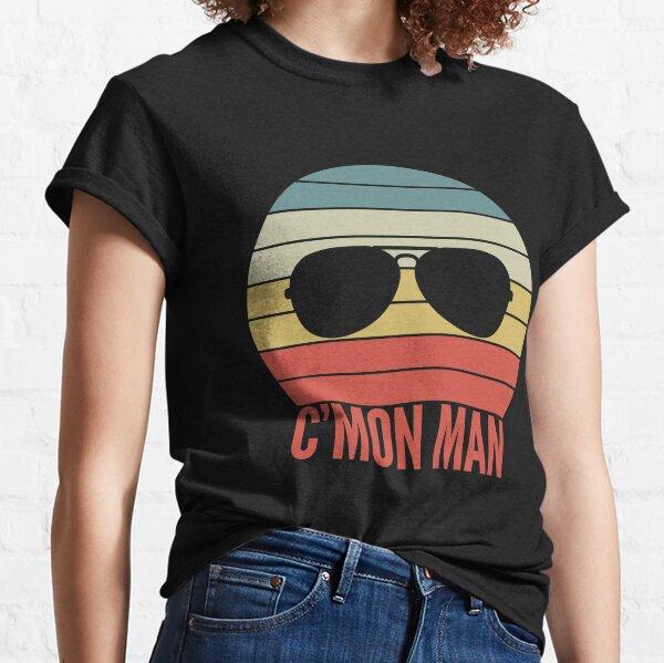 c'mon man | biden quote | retro Classic T-Shirt