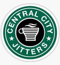 CC Jitters Sticker