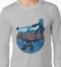 Water Temple Long Sleeve T-Shirt