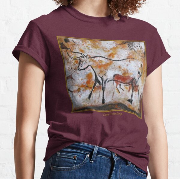 Cave Paintings II Classic T-Shirt