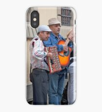 Entertaining The Line iPhone Case