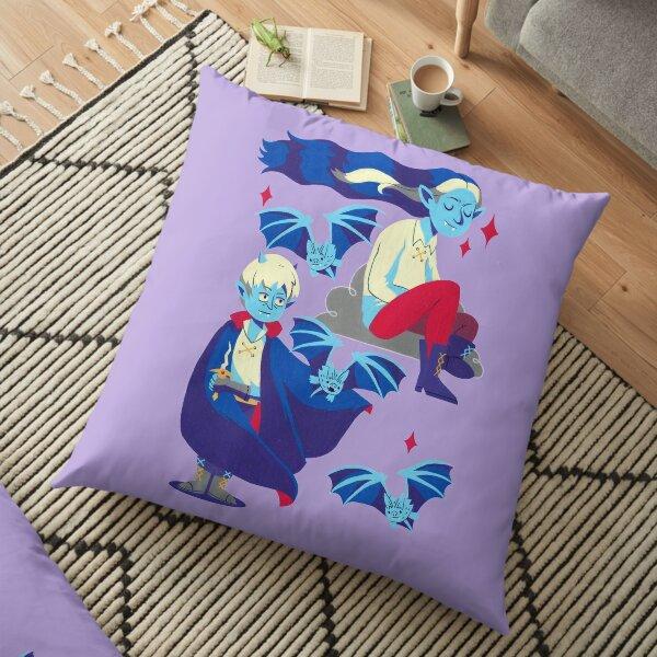 Vamps Floor Pillow