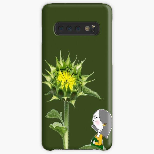 die kleine Miss Zuversicht Samsung Galaxy Leichte Hülle
