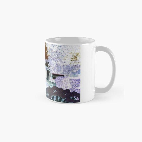 Winter Snow-II Florida WHITE background Classic Mug