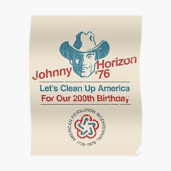 Johnny Horizon 1976 Poster