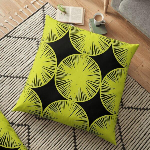 Strange Fruit Floor Pillow
