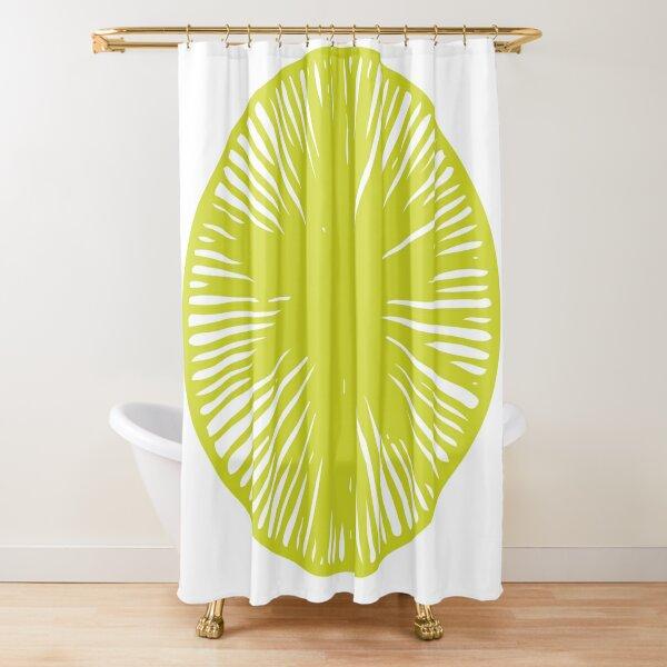 Strange Fruit Shower Curtain