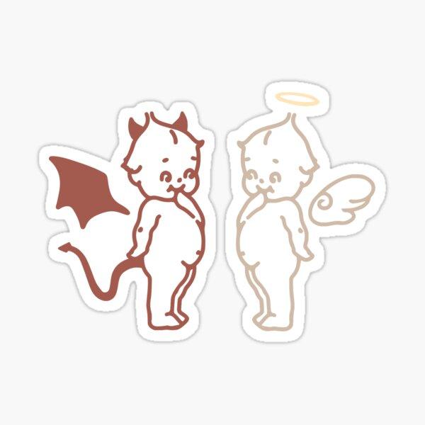 cherubs Sticker