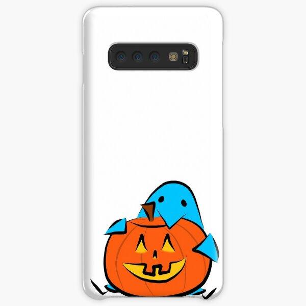 Pumpkin Wug Samsung Galaxy Snap Case