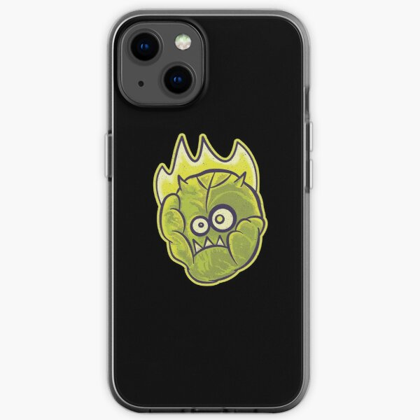Dave, Sprout of Doom iPhone Soft Case