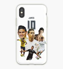 James Rodriguez-Collage iPhone-Hülle & Cover