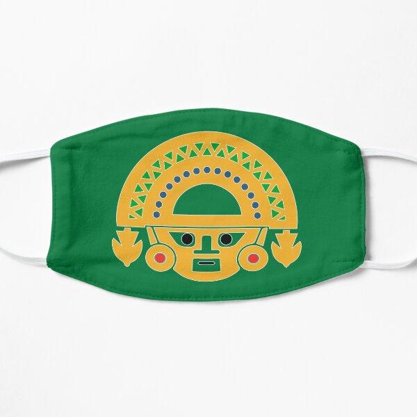 tumi's head Flat Mask