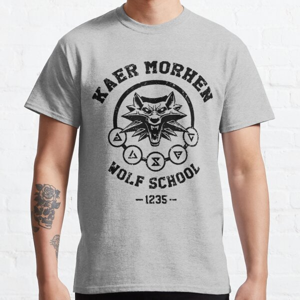 École de loup T-shirt classique