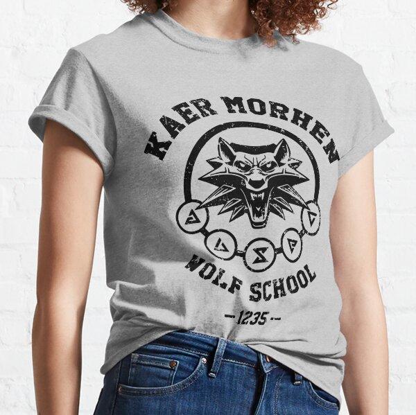 Wolf School Classic T-Shirt