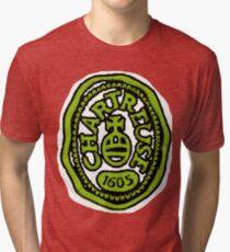 Chartreuse 1605 Tri-blend T-Shirt