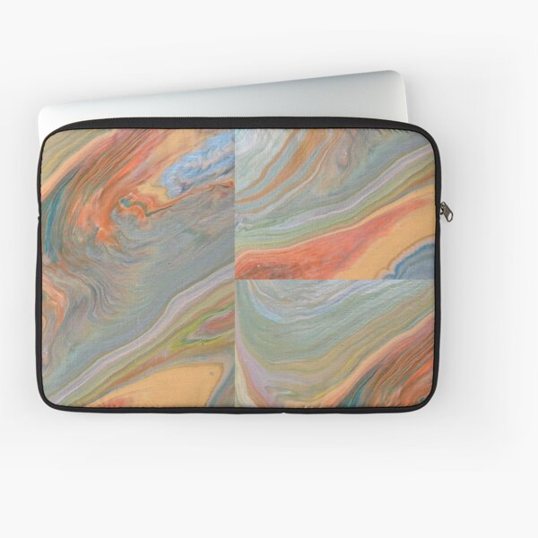 An earthly view  Laptop Sleeve