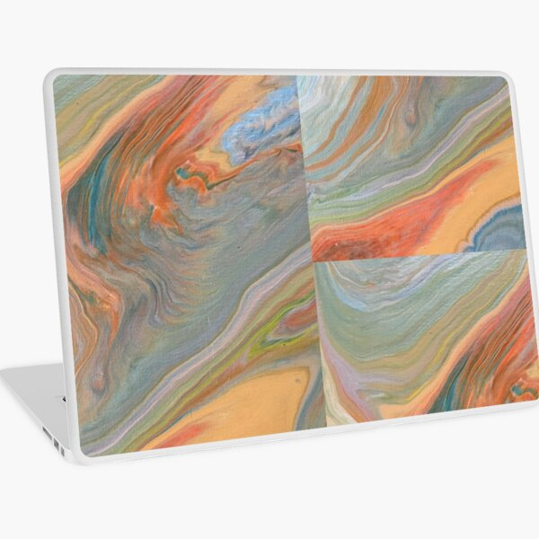 An earthly view  Laptop Skin