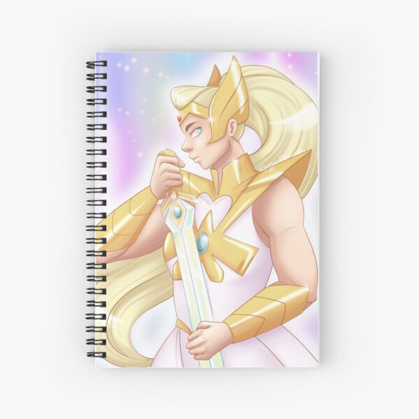 She-Ra, the Princess of Power Spiral Notebook