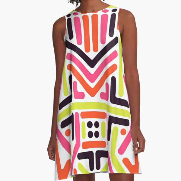 Chingon  A-Line Dress