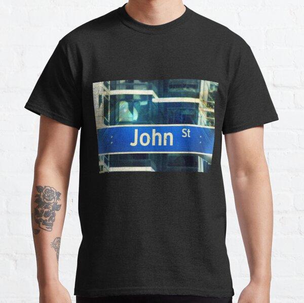 John, John mask, John sticker, John socks, John magnet, John mug  Classic T-Shirt