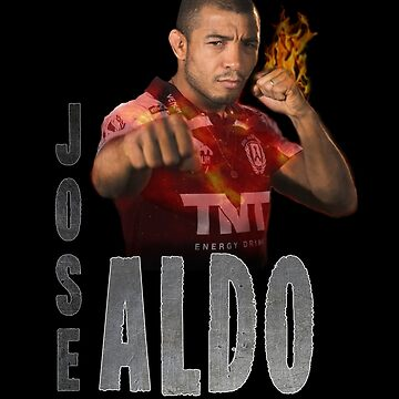 Jose Aldo by OctoInk