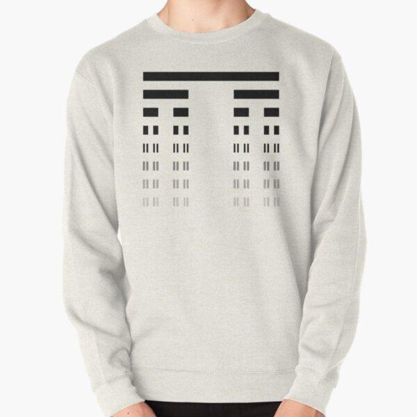 Cantor Ternary set Pullover Sweatshirt