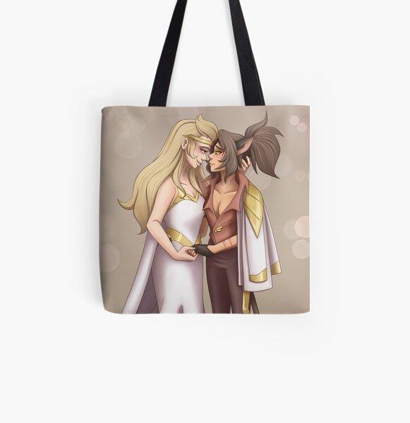 Future Catradora All Over Print Tote Bag