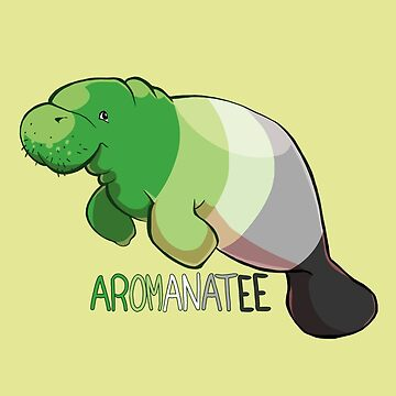 Aromanatee - with text by Kirstendraws